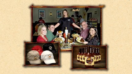 Restaurant - Cullman, AL - Johnny's Bar-B-Q - restaurant