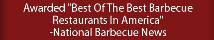 Barbecue - Cullman, AL - Johnny's Bar-B-Q - Awarded
