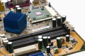 Scrap electronics