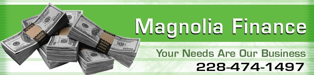 Loans - Moss Point, MS - Magnolia Finance