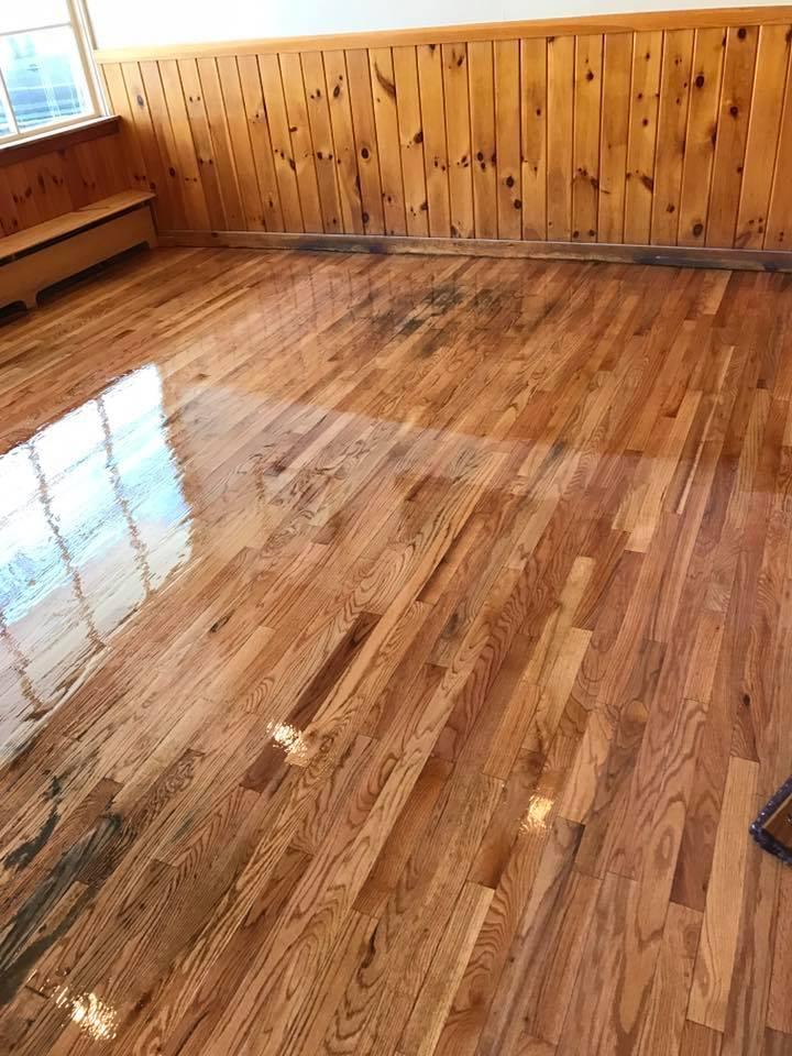 Jodys Floor Sanding Refinishing Flooring Option Otis Ma