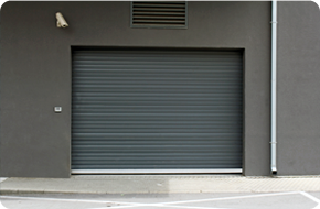Attractive Metal Garage Door