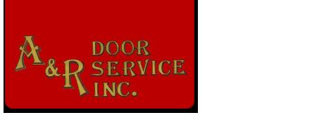 A & R Door Service Inc