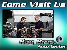 Auto Repair - Oxford, MS - Ray Bros. Auto Center - Auto diagnostic
