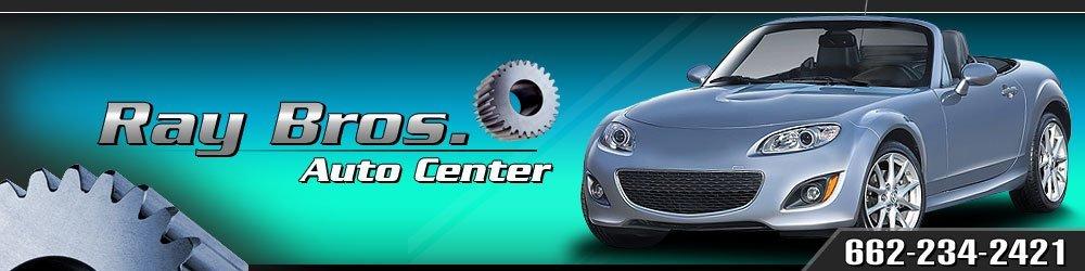 Auto Repair Oxford, MS - Ray Bros. Auto Center 662-234-2421