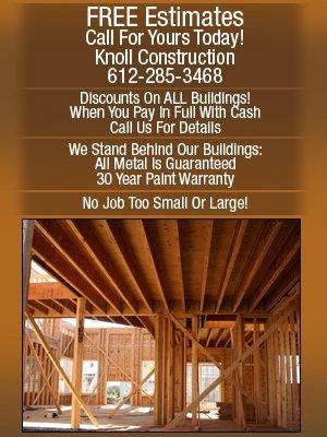 Contractor - Minneapolis, MN - Knoll Construction
