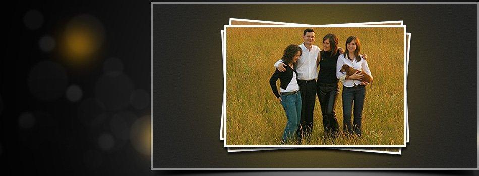 Family | Bono, AR | Joey Glaub Portrait Art | 870-930-9309