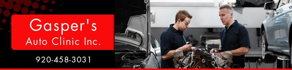 Auto Repair Shop - Sheboygan, WI  - Gasper's Auto Clinic Inc.