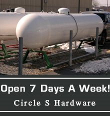 Hardware Magnolia, TX - Circle S Hardware
