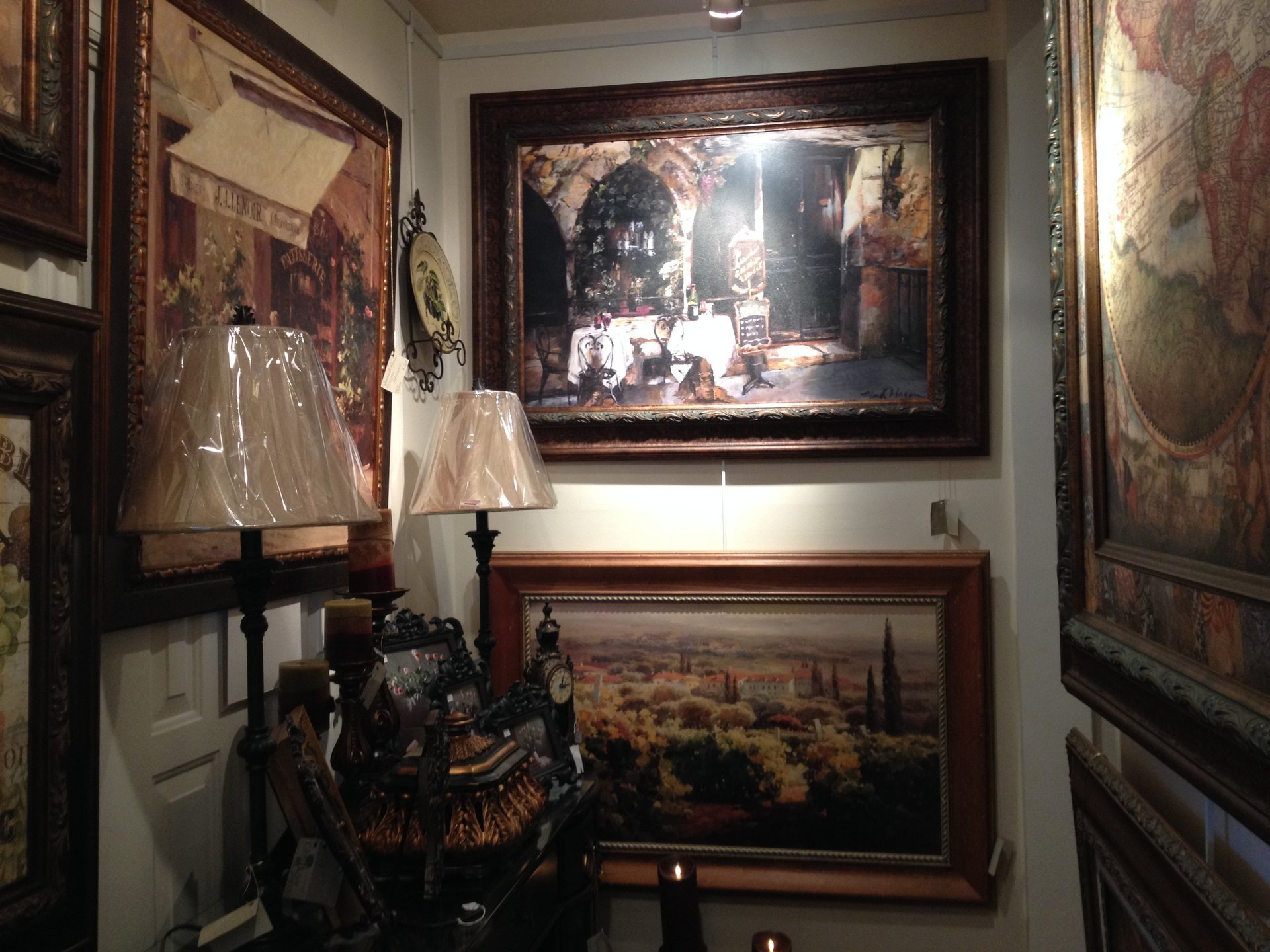 Cape House Gallery Home Decor