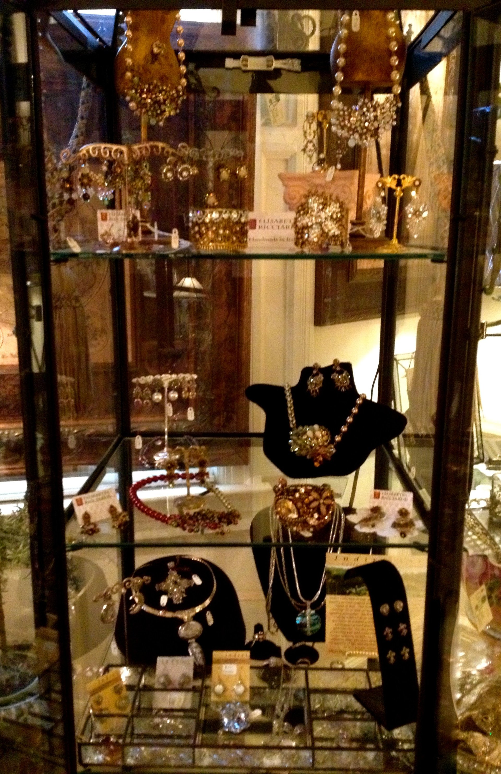 Cape House Gallery Jewelry
