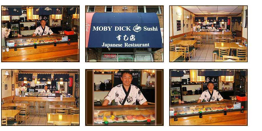 Wheaton, MD - Moby Dick Sushi - Japanese Sushi Bar