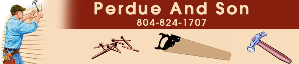 Roofing Services - Gloucester, VA - Perdue And Son