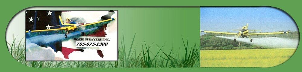 Crop Sprayers - Hoxie, KS - Hoxie Sprayers Inc