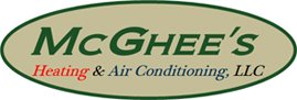 McGhee's Heating & Air Conditioning - logo