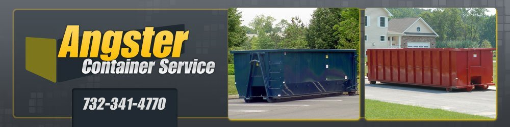Containers - Toms River, NJ - Angster Container Service