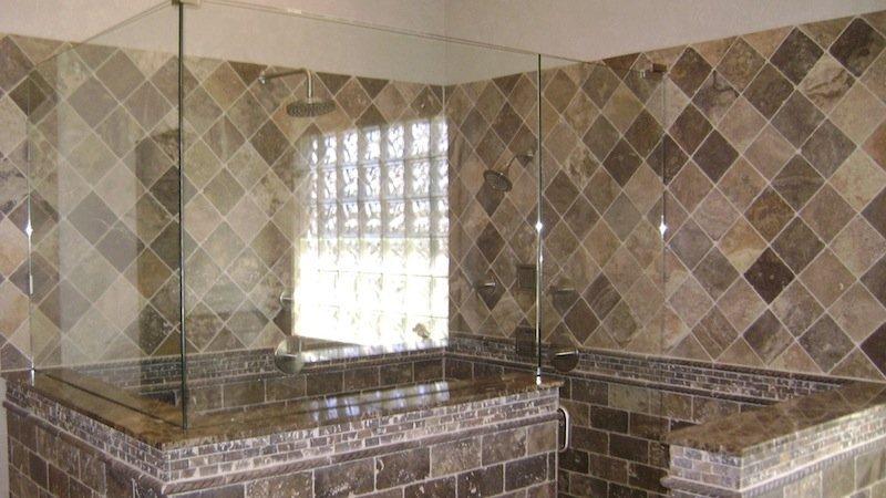 90 Degree Shower Enclosure
