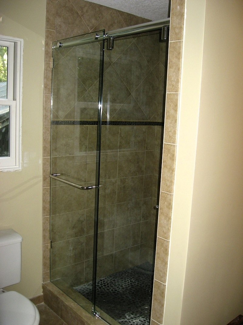Turners Custom Showers Bi Pass Shower Doors Jacksonville Fl