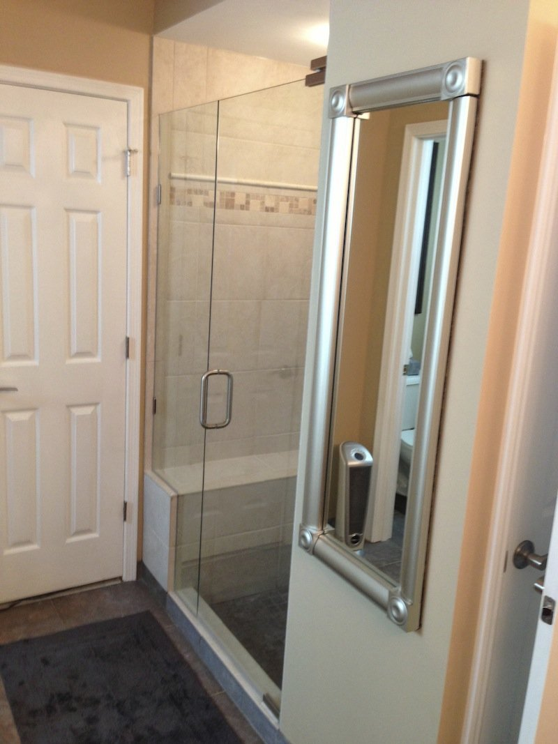 Turners Custom Showers Door And Panel Gallery Jacksonville Fl