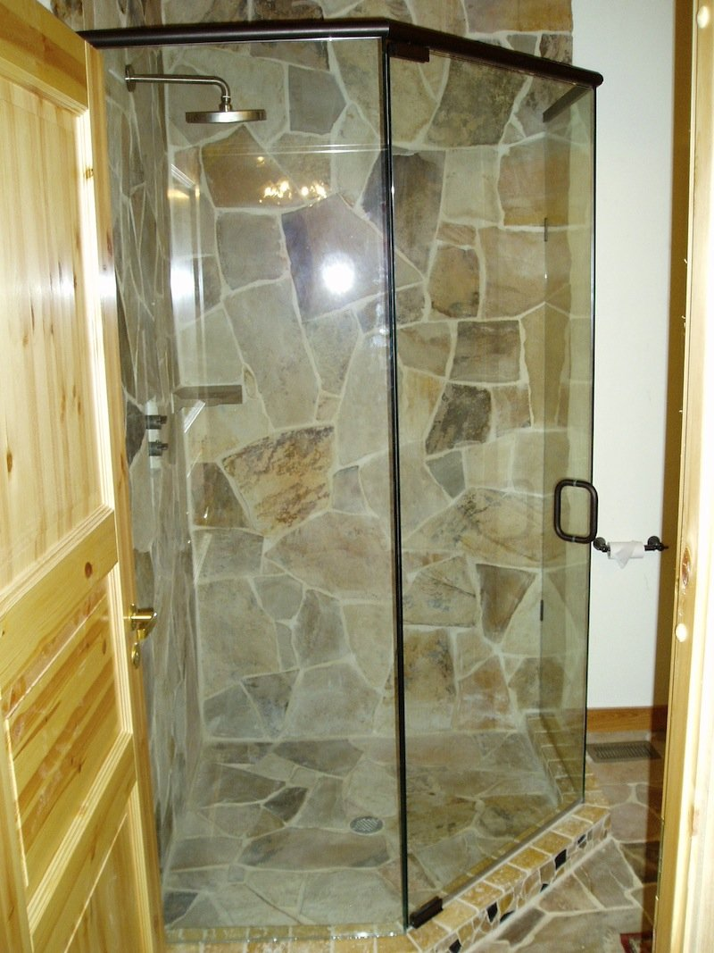 Turners Custom Showers Showers Neo Angle Shower Doors