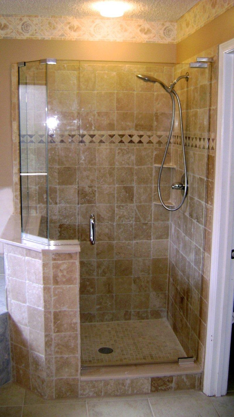 Turners Custom Showers | Showers Neo Angle Shower Doors ...