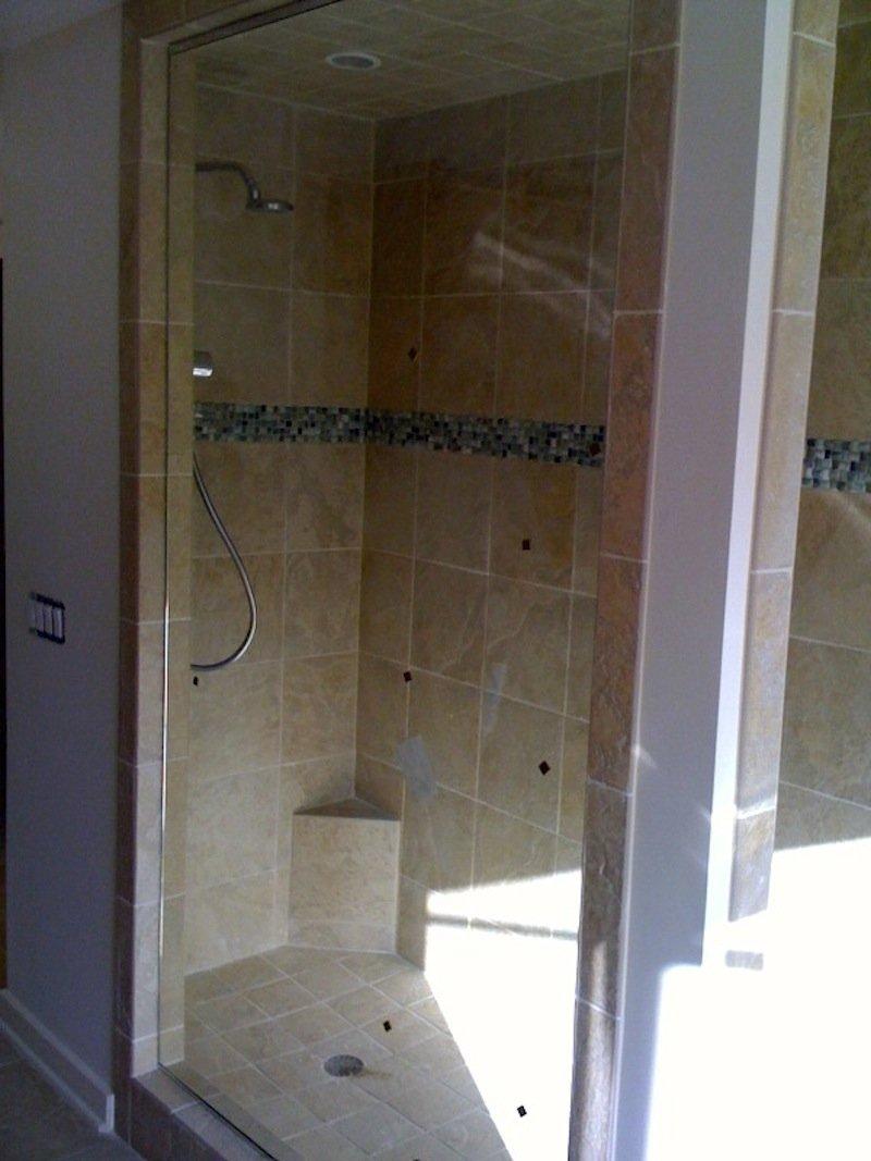 Turners Custom Showers Screen Showers Gallery