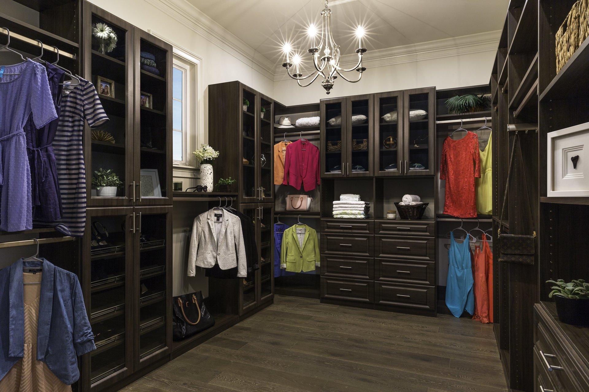 Turners Custom Showers Closet Design Jacksonville Fl