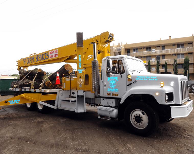 Crane Services