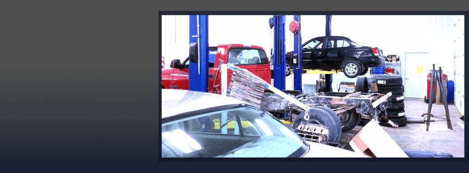 Mechanical   workshop   inspection   maintenance   motor