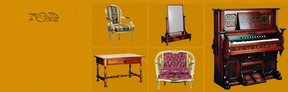 Functional Furniture With A Back Story