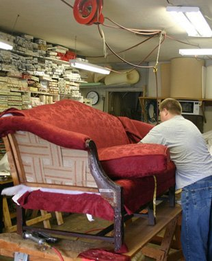 Bed Upholstery | Wantagh, NY | Emamuel Decorators & Upholsterers | 516-221-0468