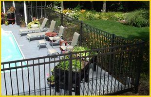 Premier aluminum fences | Wilkes Barre, PA | George Belanchik Fencing Contractor | 570-472-3017