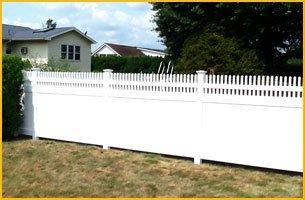 Application enclosures | Wilkes Barre, PA | George Belanchik Fencing Contractor | 570-472-3017