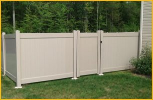 Application enclosures | Wilkes Barre, PA | George Belanchik Fencing Contractor | 570-472-3017
