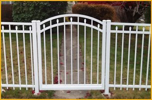 Commercial fences | Wilkes Barre, PA | George Belanchik Fencing Contractor | 570-472-3017