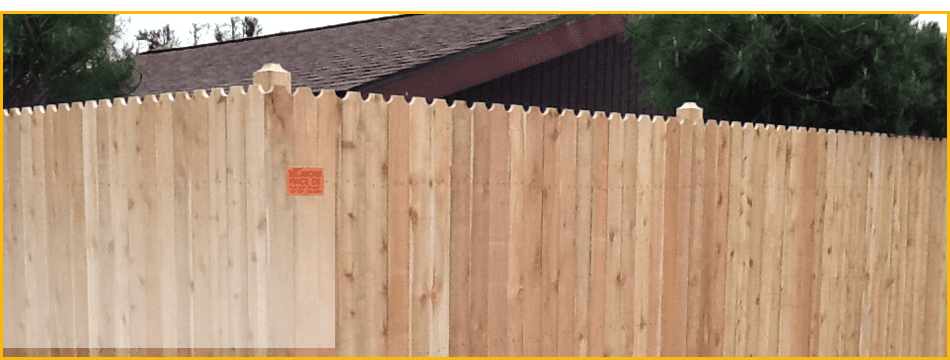 Custom wood fences | Wilkes Barre, PA | George Belanchik Fencing Contractor | 570-472-3017