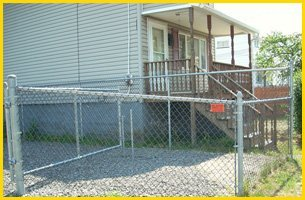 George Belanchik Fencing Contractor | Application enclosures | Wilkes Barre, PA