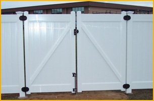 Industrial fences | Wilkes Barre, PA | George Belanchik Fencing Contractor | 570-472-3017