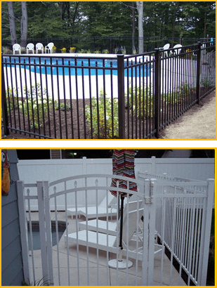 Tennis court enclosures | Wilkes Barre, PA | George Belanchik Fencing Contractor | 570-472-3017
