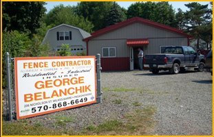 Fencing    contractors | Wilkes Barre, PA | George Belanchik Fencing Contractor | 570-472-3017