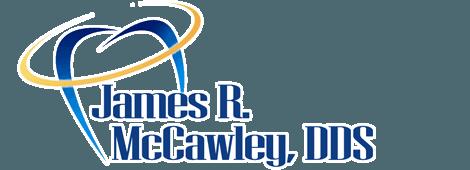 James R. McCawley, DDS