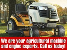 Tractor Parts - Honesdale, PA - Geo. - Lawn Mower - We are your agricultural machine and engine experts. Call us today!