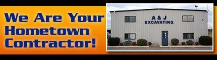 Contractors - Harrisonburg, VA - A & J Development & Excavation Inc