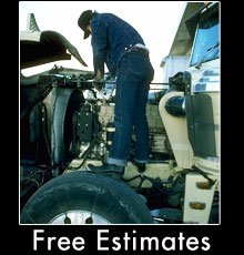 Auto Body Repair - Harrisonburg, VA - Longs Truck Repair