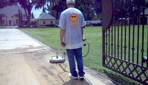 Floor Washing