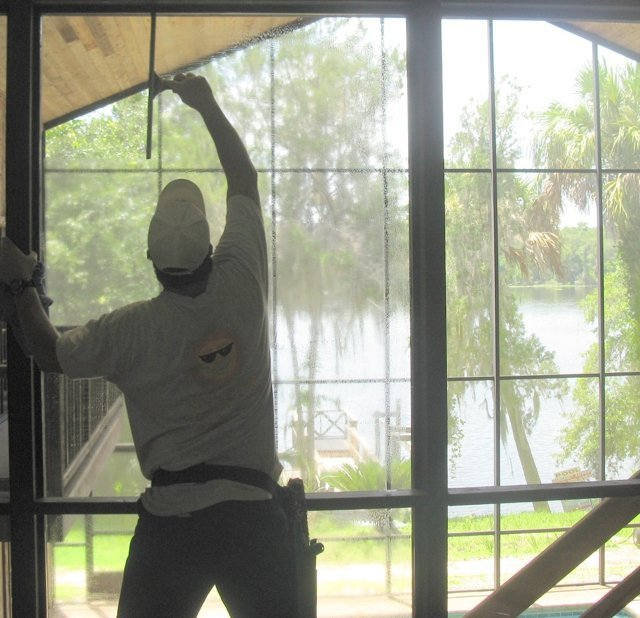 Residential Window Cleaning Services