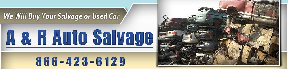 Auto Parts Shop - Osage City, KS - A & R Auto Salvage