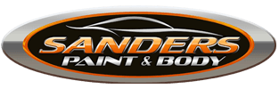 Sanders Paint & Body Inc-Logo