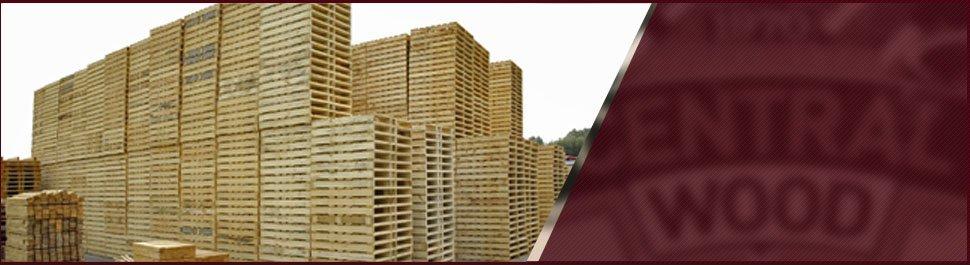 Wood heat treatment | Sullivan, IL | Central Wood Products | 217-728-4412