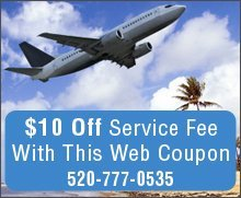 Travel Packages - Tucson, AZ - C & D Travel LLC